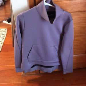 UA mock neck sweatshirt